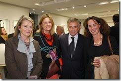 Victoria Caro; Elizabeth Botin; Juan Antonio Samaranch; Esperanza Llado