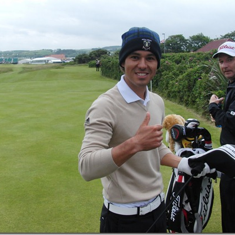 Harry Diamond Plays Portrush In Front Of Thousands. Oh Yeah, and Rory Was There Too!
