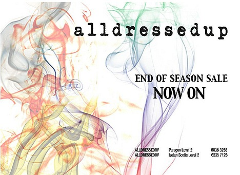 alldressedup SPRING SUMMER 2012 FASHION SINGAPORE SALE – WOMEN'S FASHION   ACCESSORIES dresses clutch BAGS The Great Singapore SALE