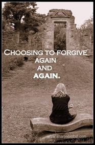 choosing to forgive
