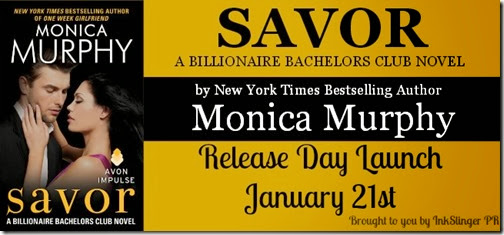 Savor Release Day Launch Banner