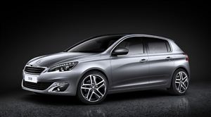 Engine: Peugeot 308: First pictures of the 2014 Peugeots all new family hatchback.