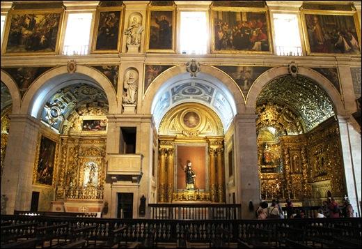 Gloria Ishizaka - Igreja de Sao Roque - capela de são roque , capela de s.francisco xavier e capela n.s.da doutrina