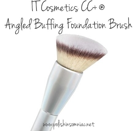 IT Cosmetics CC ® Angled Buffing Foundation Brush