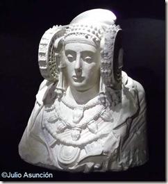 Dama de Elche - Yacimiento de la Alcudia - Elche