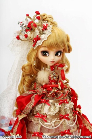 Pullip Princess Rosalind Feb 2013 11