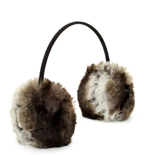 Kate Spade Faux Fur 