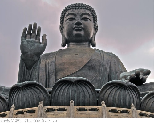 'Tian Tan Buddha at Lantau Island' photo (c) 2011, Chun Yip  So - license: https://creativecommons.org/licenses/by/2.0/