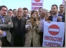 Matteo Salvini in Sicilia