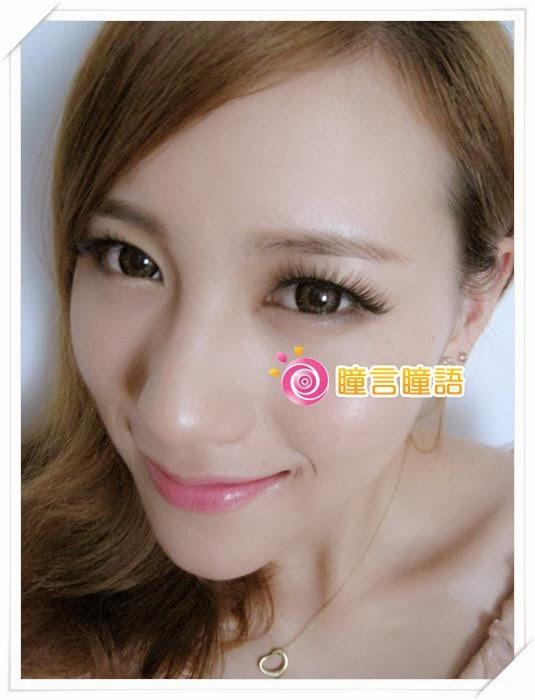 日本EOS隱形眼鏡-Big Size咖8