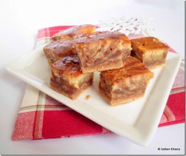 Marble Orange Cake Recipe 1