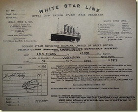 03.Titanic ticket