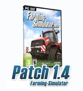 Farming-Simulator 2013 Patch 1.4