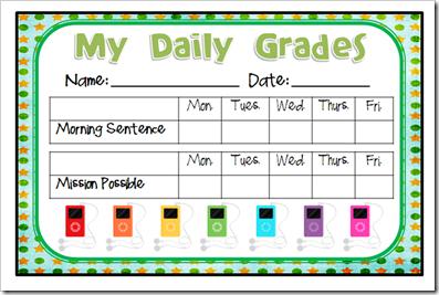 Daily Grades