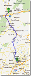 Asheville, NC to Greenville, SC - Google Maps_1325136259103