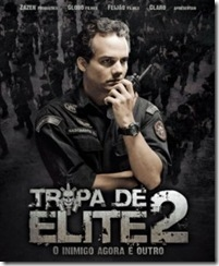 Tropa de Elite 2 - cartaz do filme