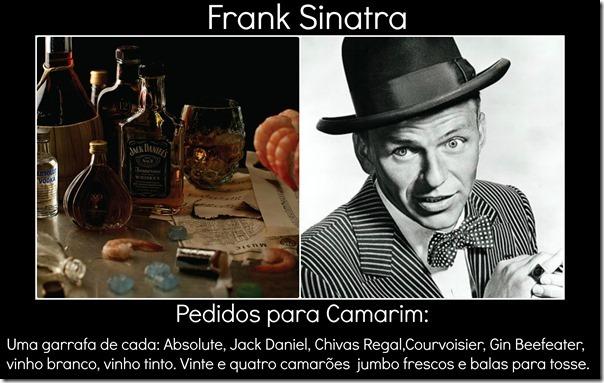 Frank Sinatra pedido