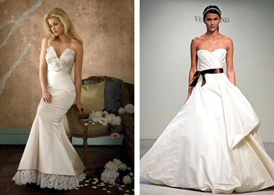 Designer Wedding Gowns