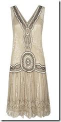 Jigsaw Sequin Flapper Dress