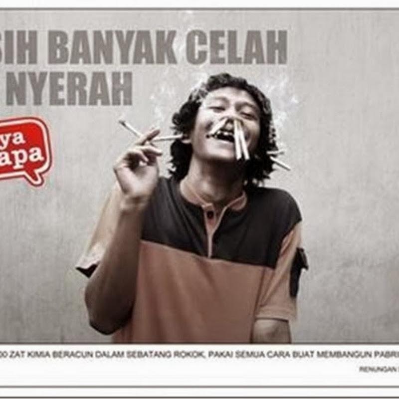 Indonesia Darurat Rokok !