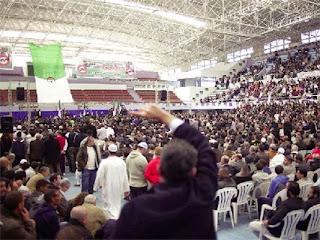 Des milliers de personnes ont afflué hier à la salle harcha, Pari réussi pour les boycotteurs