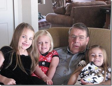 Grandpa April fools dinner 001