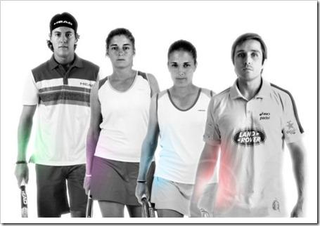 HEAD desvela los modelos que usarán sus jugadores profesionales en este 2013.