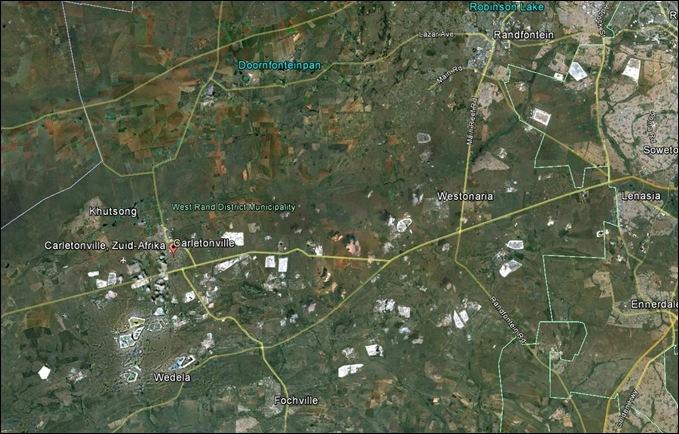 CARLETONVILLE SOUTH AFRICA GAUTENG DEC 2012