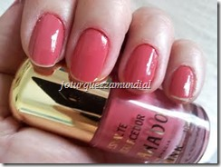 Esmalte rosa Granado
