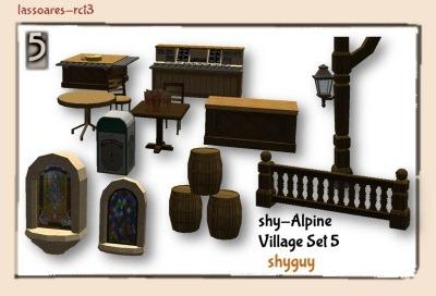 shy-Alpine Village Set 5 (shyguy) lassoares-rct3
