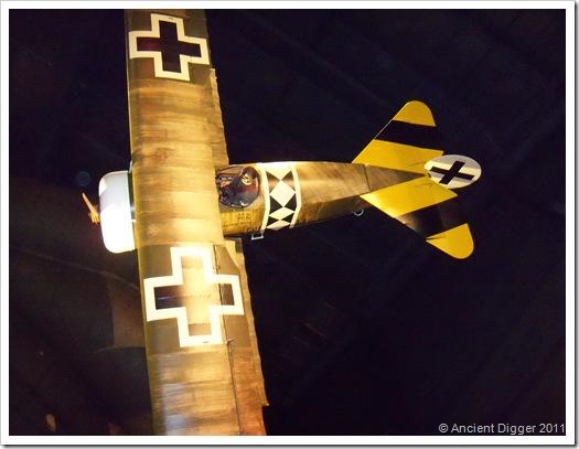 Fokker Dr. I airplane