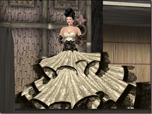 Agnes Lisa Couture Champagne1
