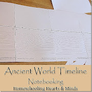 photo relating to Printable History Timeline known as Homeschooling Hearts Minds: Free of charge Historical World wide Timeline