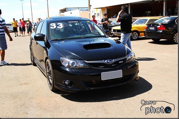 Subaru Impreza preto