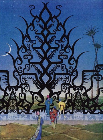 arabian_nights_015 Virginia Frances Sterrett