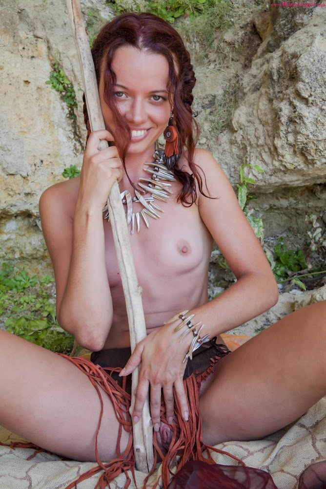 [MilenaAngel.Club] Korica - Virgin Cave - Girlsdelta