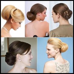 Cara Mengikat Rambut Pendek Dengan Kreasi Sanggul
