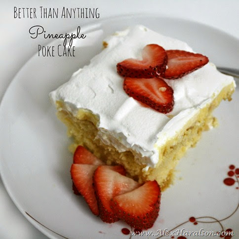 Better than anything pineapple poke cake8