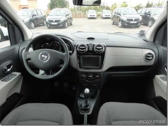 dacia Lodgy interieur 01