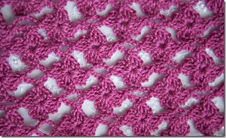 Floral Trellis Stitch 2 Crochet