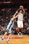 lebron james nba 130301 mia vs mem 20 LeBron Debuts Prism Xs As Miami Heat Win 13th Straight