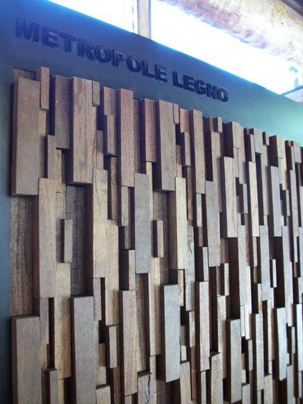 Revestimento em madeira