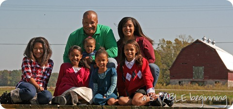 caffey family photo 2011 color
