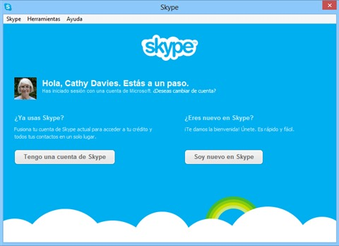New or Existing Skype user