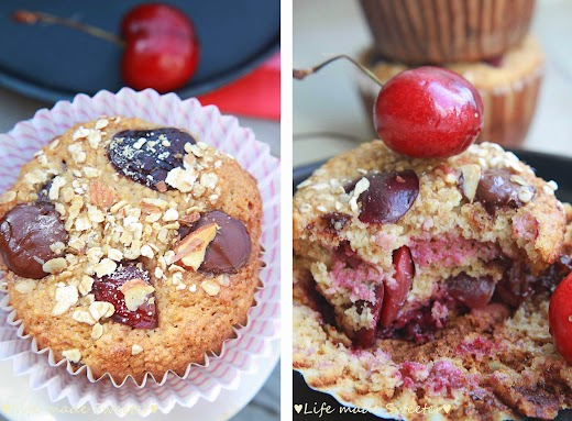 Cherry-Banana-Muffins-with-Dark-Chocolate-Chips-{Healthy-and-GF}-by-Life-Made-Sweeter-12.JPG