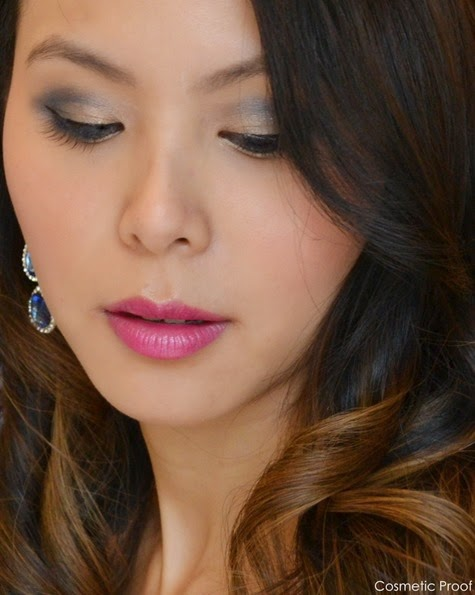 Lise Watier Aurora Collection Makeup Look (5)