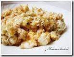 zkotemwkuchni.jajecznica z szynką i serem.