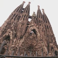 76.- Gaudí. Sagrada familia