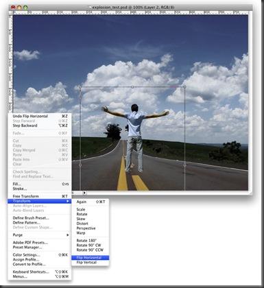Cara Membuat Efek Perisai Udara Dengan Photoshop4