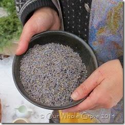 lavender sacrifice